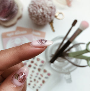Nail Decals, GRL PWR - Nail Decals - TWG Designs