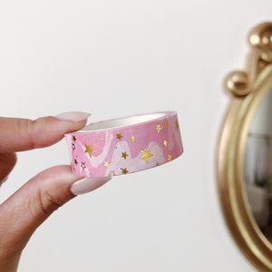 Cosmic Pink - Washi Tape