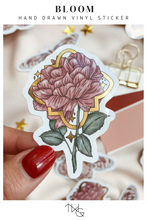Load image into Gallery viewer, Bloom - Die Cut Sticker