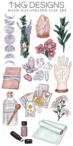 Manifest Clip Art Collection