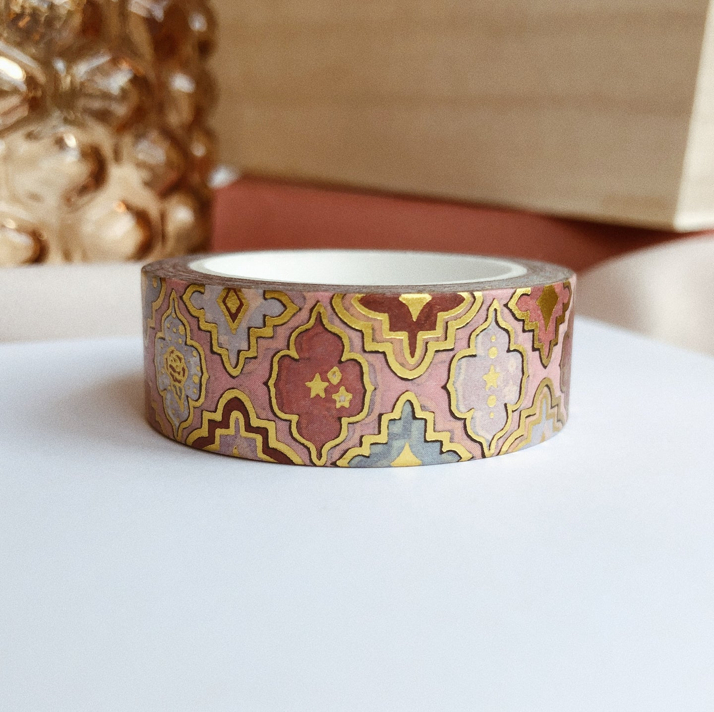 Terracotta Tile - Washi Tape