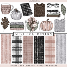 Load image into Gallery viewer, Autumnal Mini Collection