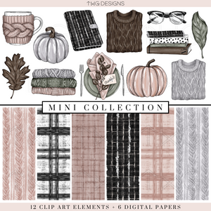 Autumnal Mini Collection