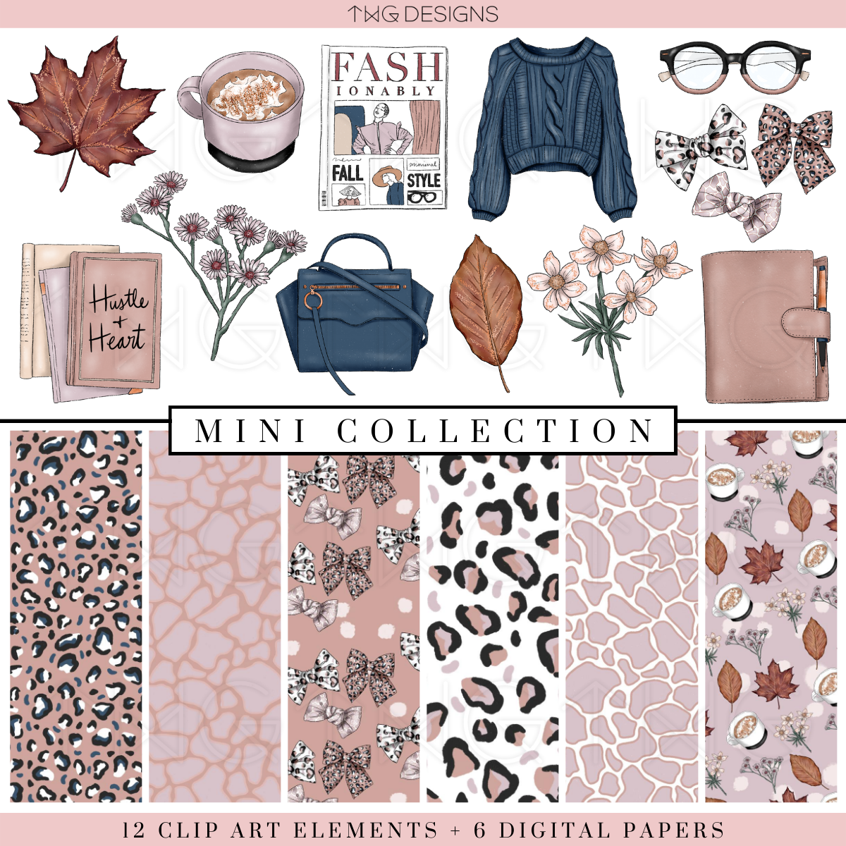 Cozy Mood Mini Collection