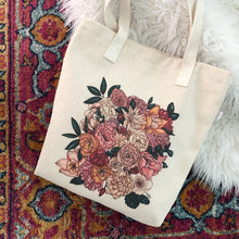 Load image into Gallery viewer, Tote Bag, Garden Tote - TWG Designs