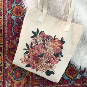Tote Bag, Garden Tote - TWG Designs
