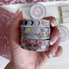 Load image into Gallery viewer, Moon Magic - Washi Tape Bundle