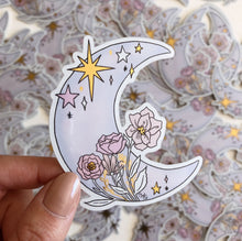 Load image into Gallery viewer, Stickers, Crescent Luna - Die Cut Sticker - TWG Designs