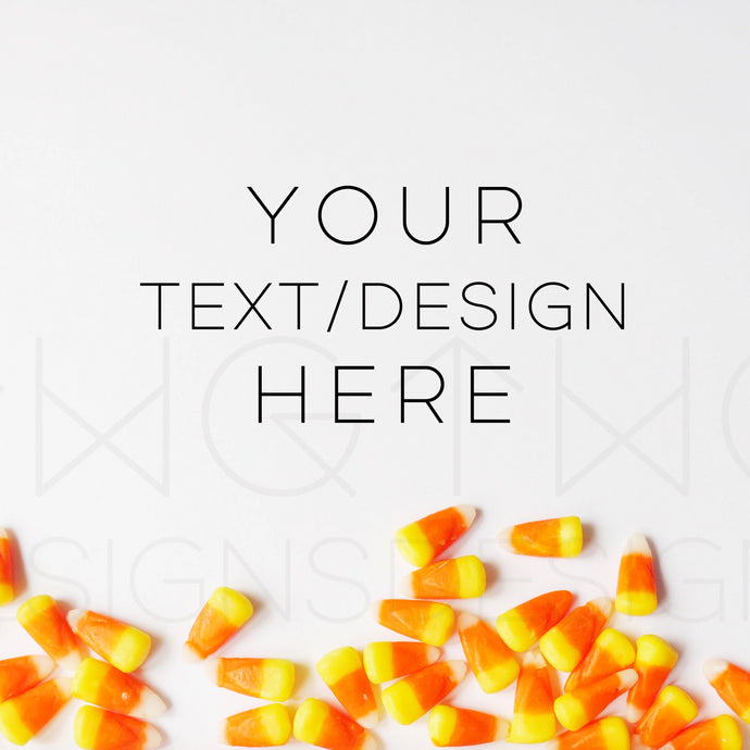 Styled Stock Photos, Candy Corn Styled Stock Photo - TWG Designs
