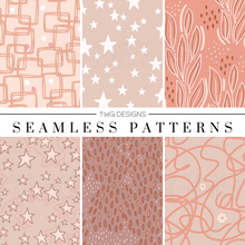 Load image into Gallery viewer, Clay Seamless Patterns