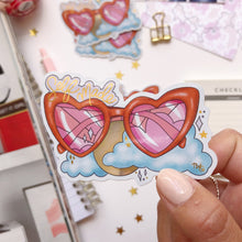 Load image into Gallery viewer, Self Made Sunnies - Die Cut Sticker