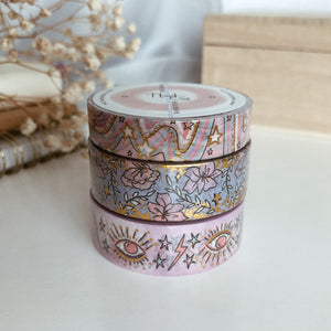 Washi Tape, Lunar Dreams - Washi Tape Bundle - TWG Designs