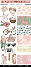 Load image into Gallery viewer, Boho Beach Mini Collection