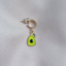 Load image into Gallery viewer, Avo - Cutie Charm Hoop Earring
