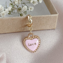 Load image into Gallery viewer, Love U - Cutie Charm Hoop Earring
