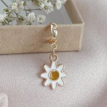Load image into Gallery viewer, Daisy - Cutie Charm Hoop Earring