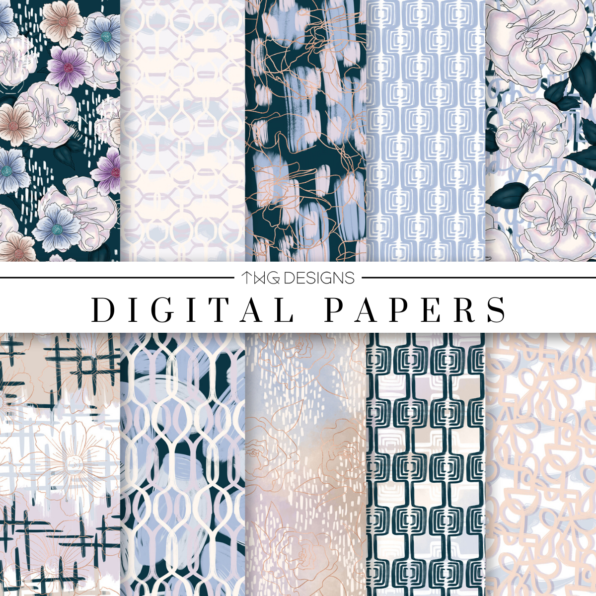 Academia Digital Paper Set