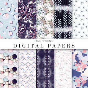Special Day Digital Paper Set