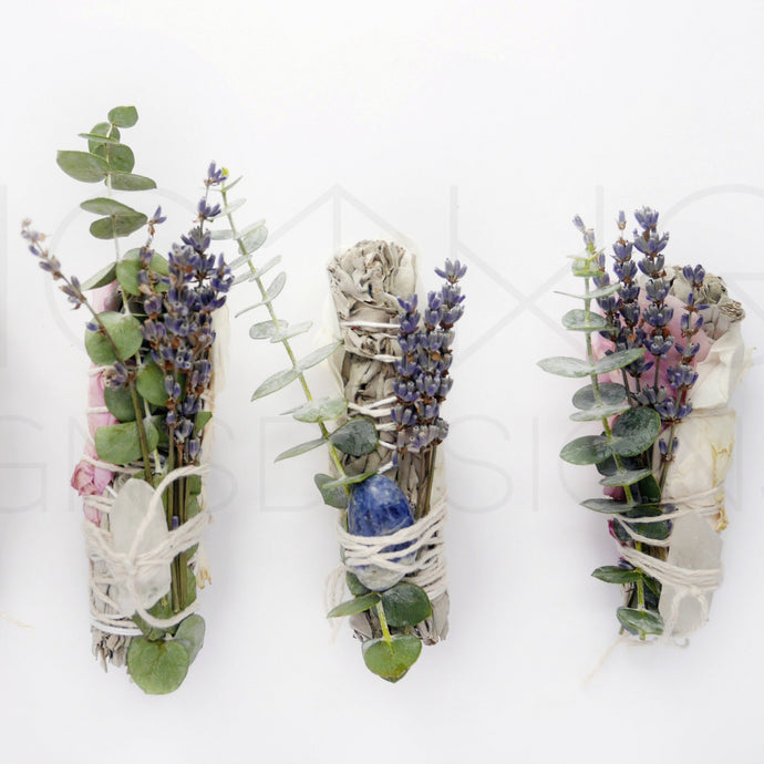 Sage Bundles Styled Stock Photo