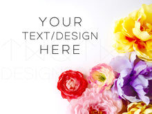 Load image into Gallery viewer, Bright Blooms Styled Stock Photo