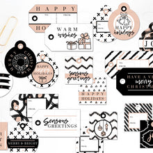 Load image into Gallery viewer, Printables, So Chic Holiday Gift Tags - TWG Designs