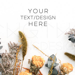 Styled Stock Photos, Fall Foliage Styled Stock Photo - TWG Designs