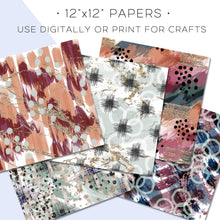 Load image into Gallery viewer, Digital Paper, Boss Babe Digital Paper Set - TWG Designs