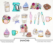 Load image into Gallery viewer, Collections, Sweeeties Clip Art Collection - TWG Designs
