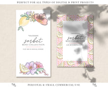 Load image into Gallery viewer, Mini Collection, Sorbet Mini Collection - TWG Designs