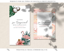 Load image into Gallery viewer, Mini Collection, So Tropical Mini Collection - TWG Designs
