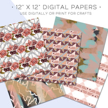 Load image into Gallery viewer, Digital Paper, City Sweets Digital Paper Set - TWG Designs