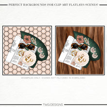 Load image into Gallery viewer, Design Elements, Wall & Floor Textures Digital Paper Bundle - TWG Designs