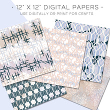 Load image into Gallery viewer, Digital Paper, Academia Digital Paper Set - TWG Designs