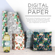 Load image into Gallery viewer, Digital Paper, Palm Springs Digital Paper Set - TWG Designs