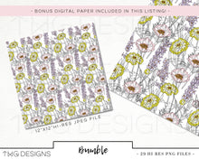 Load image into Gallery viewer, Collections, Bumble Clip Art Collection - TWG Designs