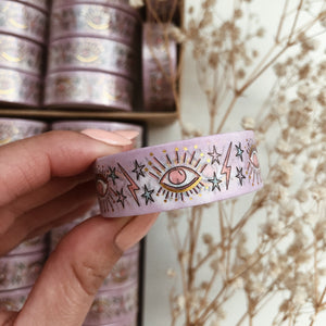 Washi Tape, Eye Voltage - Washi Tape - TWG Designs