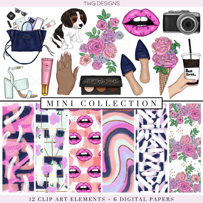 Blogger Mini Collection