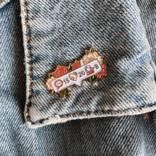 Load image into Gallery viewer, Enamel Pin, InstaFam Enamel Pin - TWG Designs