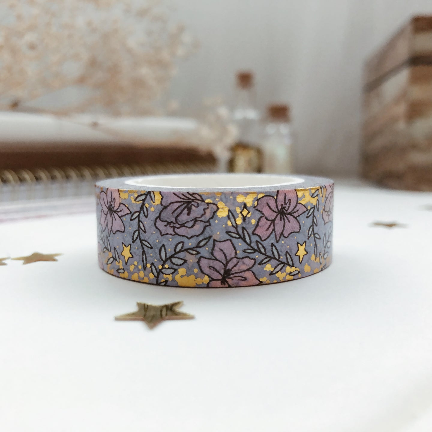 Washi Tape, Magic Bloom - Washi Tape - TWG Designs