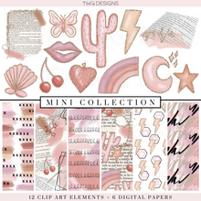 Load image into Gallery viewer, Pink Edit Mini Collection