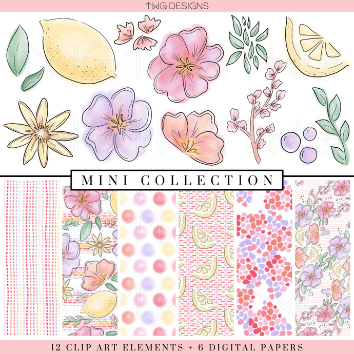 Sorbet Mini Collection