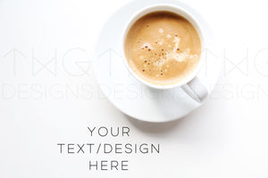 Styled Stock Photos, Simply Coffee Styled Stock Photo - TWG Designs