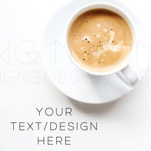 Load image into Gallery viewer, Styled Stock Photos, Simply Coffee Styled Stock Photo - TWG Designs