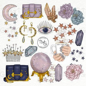 Collections, Stars Align Clip Art Collection - TWG Designs
