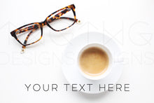 Load image into Gallery viewer, Coffee Break Styled Stock Photo