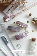 Load image into Gallery viewer, Washi Tape, Lunar Dreams - Washi Tape Bundle - TWG Designs