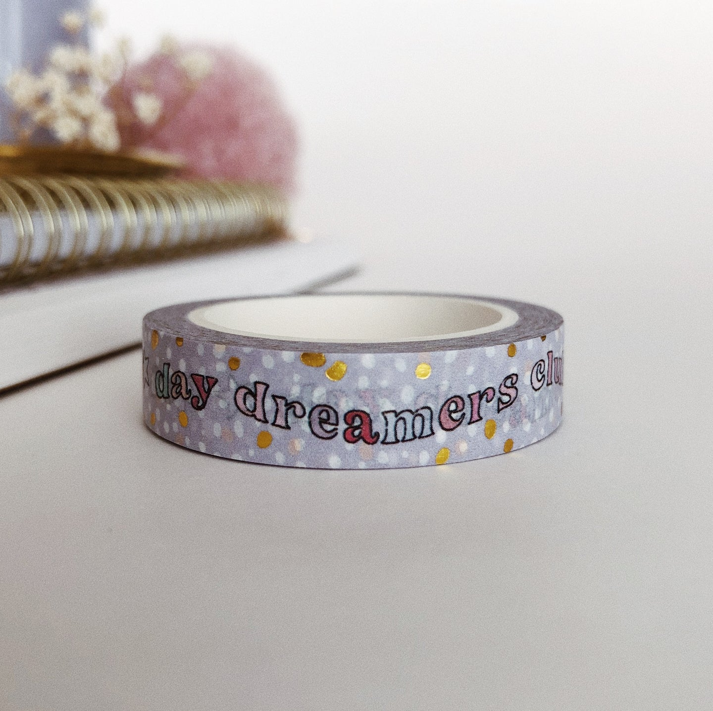 Day Dreamer - Washi Tape