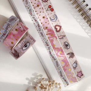 Dream On - Washi Tape Bundle