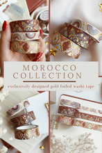Load image into Gallery viewer, Morocco - Washi Tape Bundle
