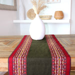 Handwoven Table Runners-Peruvian Nuna